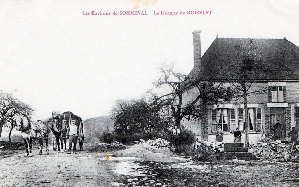 hameau de roiselet