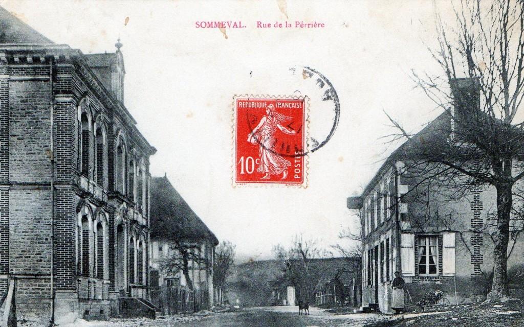 rue de la Périère