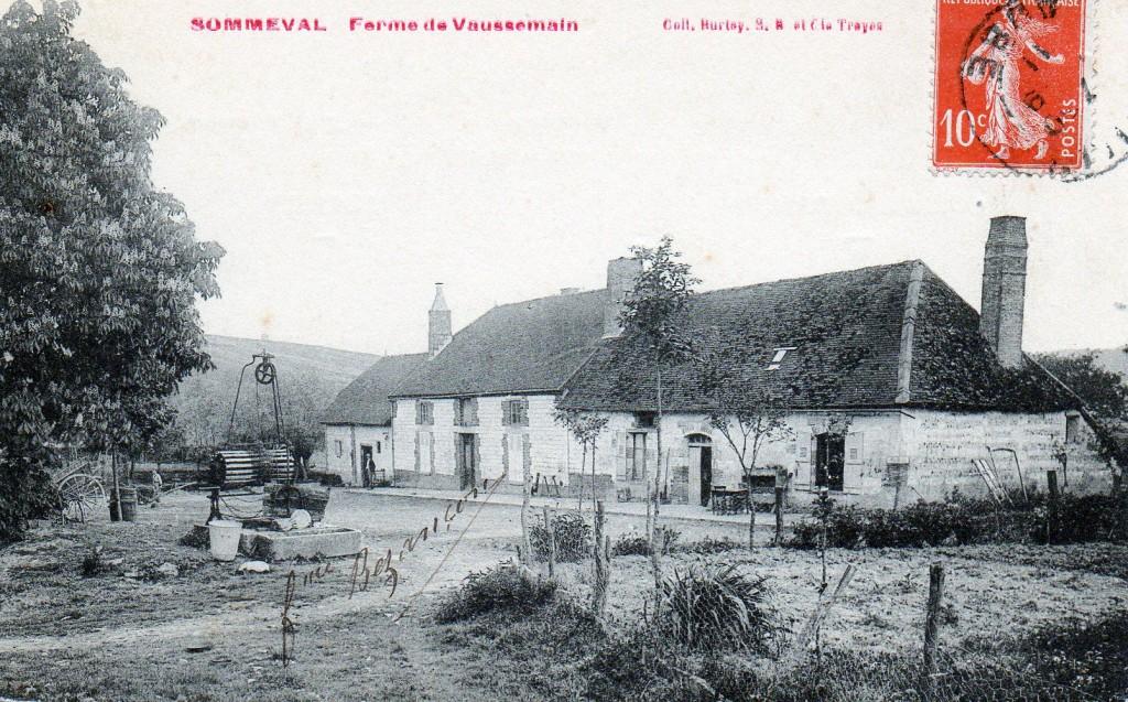 ferme de Vaussemain